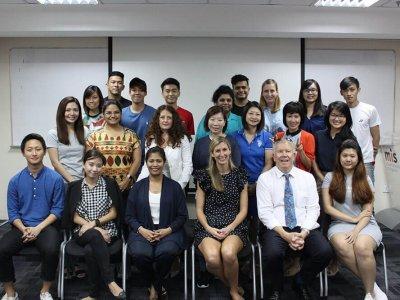 Singapore Course - 2017