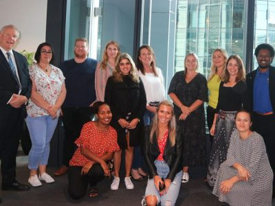Executive Certificate in Event Management Course Participants Sydney February 2019