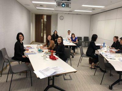 One-day Event Management Workshop - Bank of China, November 2019